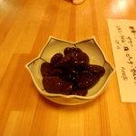 魚・旬菜小料理ととや - しょうゆ豆
