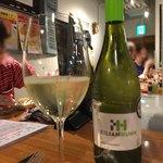 テイスティングバー 柴田屋酒店 - 白ワイン(無料チケットサービス)