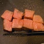 89421547 - 肉は赤身