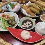 湖泉 - 料理写真:和定食