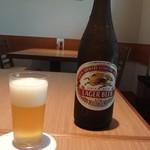 unagiryourisawashou - 中瓶ビール