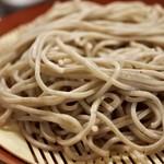 そば助大阪 - 盛り蕎麦