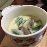 すし処 大敷 - 華御膳の茶碗蒸し