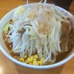 ラーメン二郎 - プチ二郎。¥730