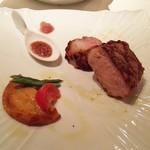 ジャッジョーロ銀座 - 肉