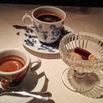 ジャッジョーロ銀座 - カフェ