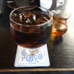 パーラーエル - アイスコーヒー
