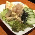 雑魚 - チーズ盛り合わせ