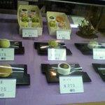 8943365 - 店内の和菓子