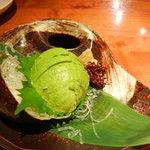 渡海屋 - アボカドの刺身