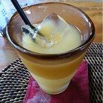 鬱花 - グレープフルーツジュース600円  ストレート果汁でオイシイo(^▽^)o