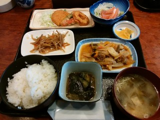 一福・食事処 - 「昼定食」