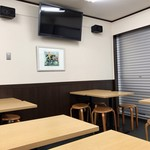 学食のカレー屋さん 喜久家食堂 -