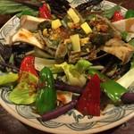 はまけん - 香港料理 鮮魚の香味変わり蒸し