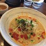 担々麺 錦城 - 冷し坦々麺(夏季限定)