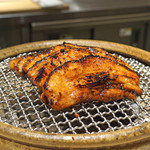 CHIUnE - 伊豆天城の黒豚の炭火ロースト