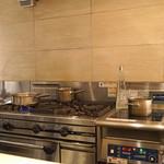 CHIUnE - 厨房