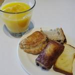 Toenthifosebunresutoran - パン&ドリンクビュッフェ