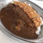 カレーのチカラ - 料理写真:ちからカレー・カツ