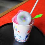 志ら玉屋 - 料理写真:志ら玉氷(270円)