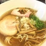 89438844 - 別日にいただいた、煮干し麺¥700