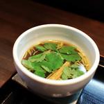 麺屋玉ぐすく - 2018年7月再訪:つけ汁☆