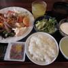 食事処 町家 - 料理写真:朝食バイキング 860円 (2018.7)