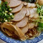 味の大西 - 料理写真:チェーシューワンタンメン 1350円