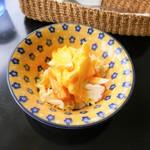 カフェ・ボーナ - 料理写真:サラダ