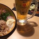 89443951 - 生ビール (二杯目)
