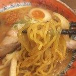 弟子屈ラーメン - 麺リフト〜