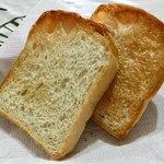 パンやきどころ RIKI - 山食 ハーフ5枚切 ¥250+税