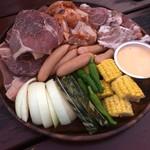 89446961 - 肉とか野菜とか