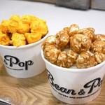 ビーンアンドポップ - ポップコーンアイスクリームは選べるアイス+選べるポップコーン(450円/税込)