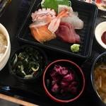 魚○本店 -