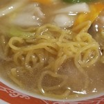 天坊 - 麺