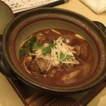 三枚目 助五郎 - 「佐助豚タンやわらか煮」