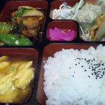 赤穂飯店 - 酢豚弁当