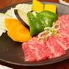 やきにく百済 - 料理写真:上ロース(塩)
