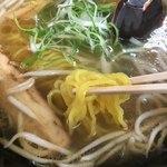 89450005 - 黄色い高加水麺