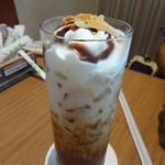 Cafe brunch TAMAGOYA - キャラメルラテ
