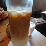 Cafe brunch TAMAGOYA - カフェラテ