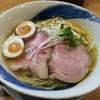 中華そば おしたに - 料理写真:【塩そば + 味玉】¥780 + ¥100