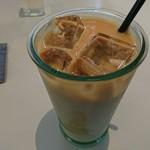 THE GARDEN cafe&sweets - アイスカフェオレ