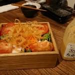 焼き鳥・水炊き たから - たからの箱サラダ