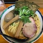 らぁめん 葉月 - 料理写真:【味玉らぁめん…950円】◎2018/6
