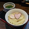 麺屋玉ぐすく - 料理写真:2018年7月再訪:鴨油の醤油つけ麺☆