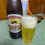 三平ホルモン - ドリンク写真:瓶ビール