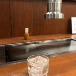 鉄板焼 京都 梅しん - 店内(カウンター)