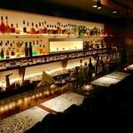 Sweets&bar Mont Pignon - カウンター1
